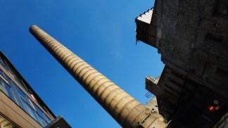 Zelluloosi kvartal Tallinn Estonia smokestack factory