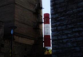 Zelluloosi kvartal Tallinn Estonia striped tower 2