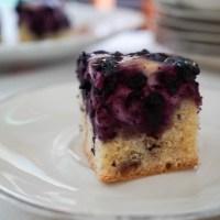 Blueberry Pie by Mamma