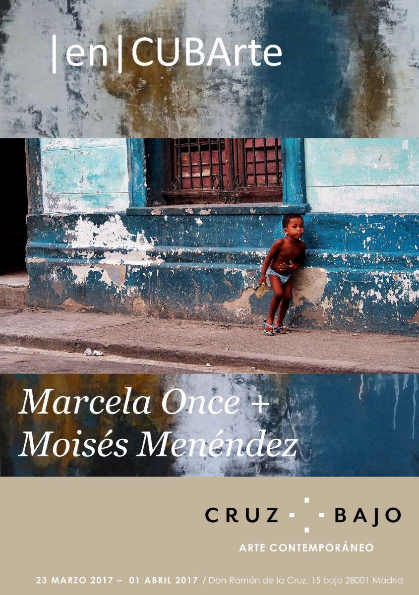 Las miradas de Cuba de Marcela Once y Moisés Menéndez