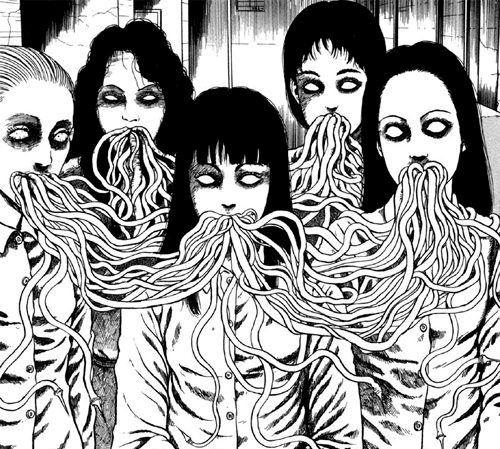 El manga de terror de la mano de Junji Ito
