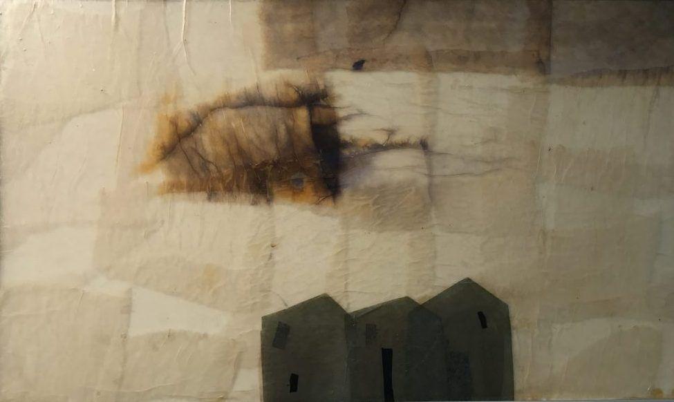 Ciudades de papel de seda de Esther cuesta