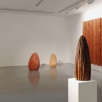 Esculturas biológicas de David Nash