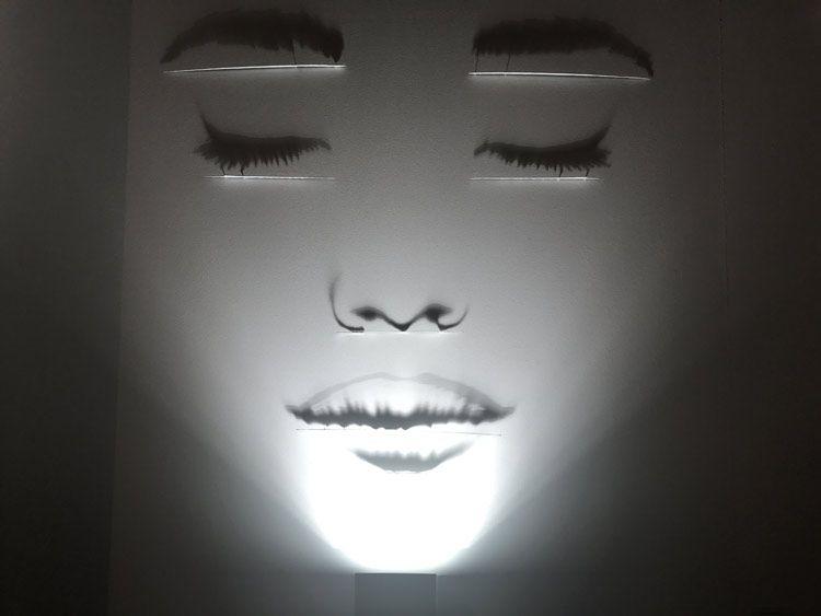 Juegos de sombra de Fabrizio Corneli