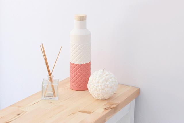Los diseños modernos de Temple Ceramics