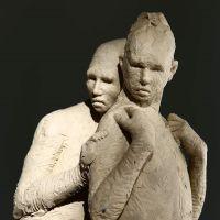 La humanidad esculpida por Max Leiva