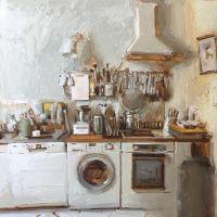 Habitaciones desiertas y otras pinturas de Mary Sauer