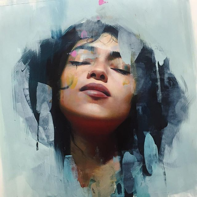 Retratos femeninos de Alpay Efe