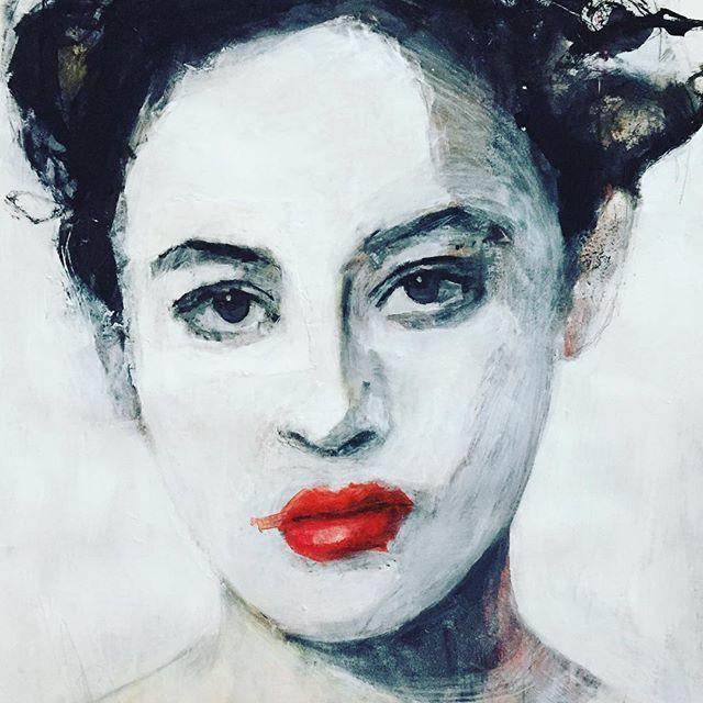 Los rostros femeninos de Caren Ginsberg