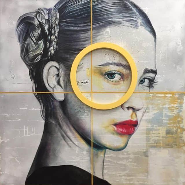 """""""Sin ángulos"""" y otras obras de Teresa Carneiro"""