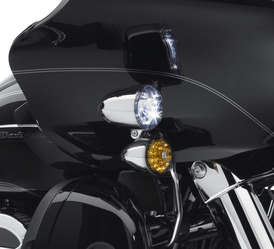 Led Auxiliary Lights