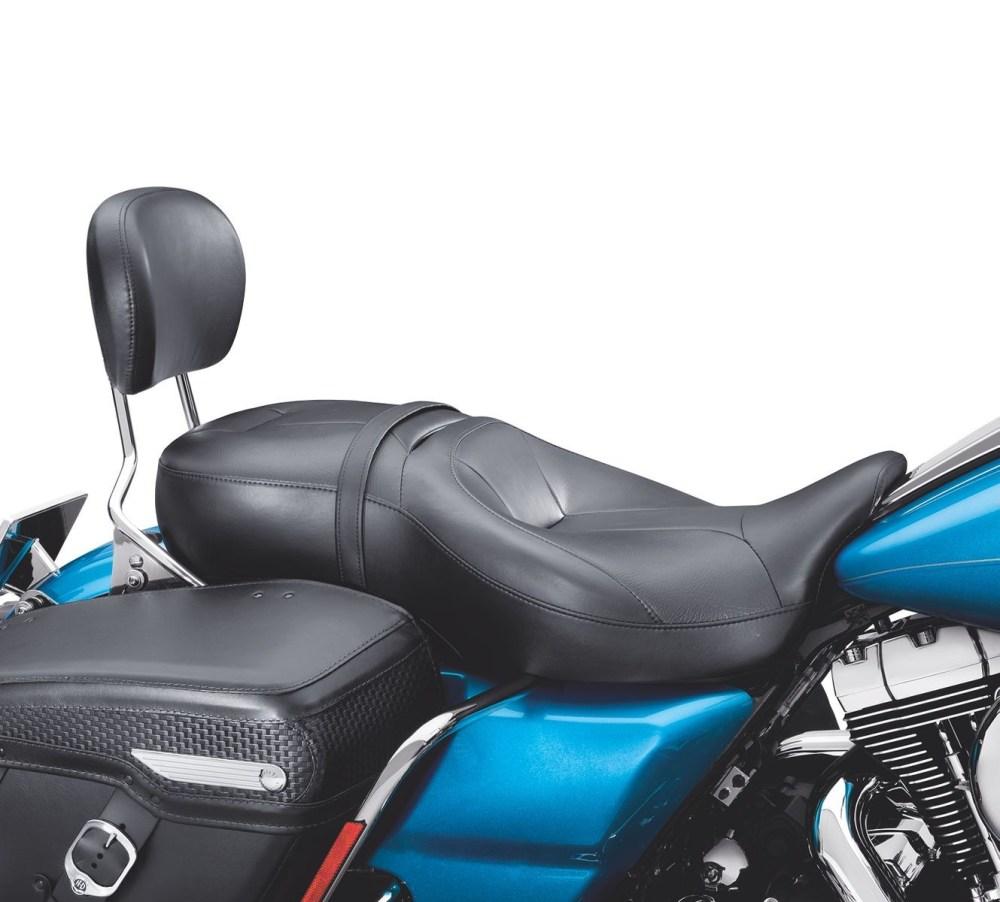 medium resolution of 52000004a harley davidson harley hammock heated rider and passenger touring seat chester harley davidson