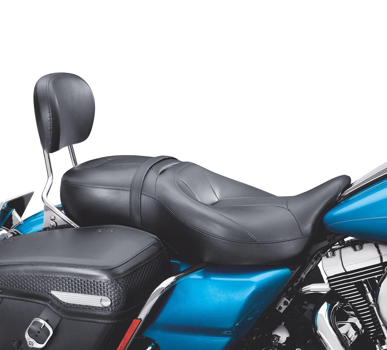 hight resolution of 52000004a harley davidson harley hammock heated rider and passenger touring seat chester harley davidson