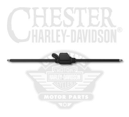 70306-02|Harley-Davidson® Inline Mini Fuse Holder with