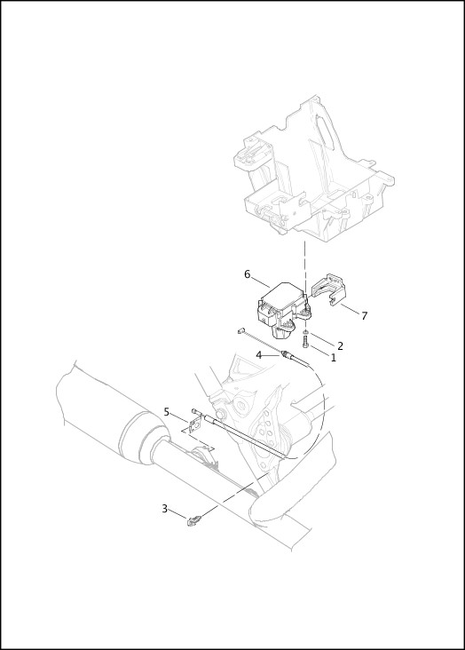 2013 FLHRSE5 Parts Catalog|ACTIVE INTAKE & EXHAUST|Chester