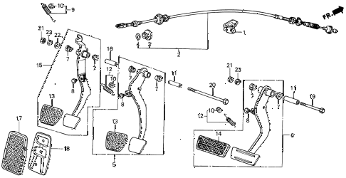 1991 Acura Integra Ls Wiring Diagrams Honda Ignition Coil