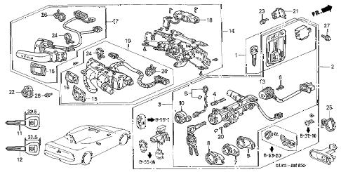 Toyota Truck Door Lock Wiring Diagram 12 Volt Starter