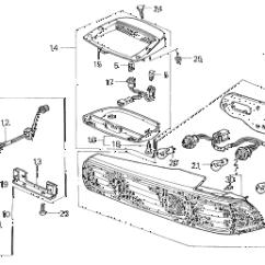 1996 Honda Civic Dx Stereo Wiring Diagram 1997 Ford F350 Del Sol Engine Domani ~ Odicis