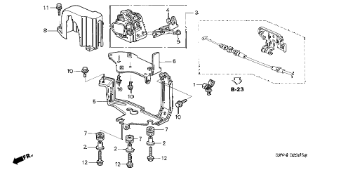 Acura online store : 2006 mdx accelerator sensor parts