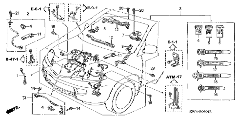 Wiring Database 2020: 26 2004 Acura Mdx Parts Diagram