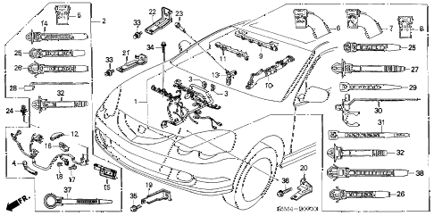 Acura Rsx Engine Wiring Diagram HP PHOTOSMART PRINTER
