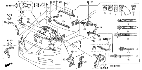2000 Acura Rl Starter Location. Acura. Wiring Diagram Images