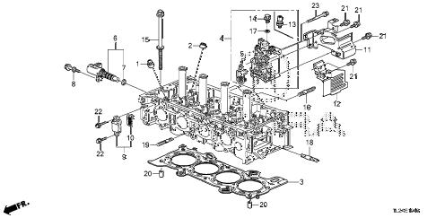 Acura online store : 2014 tsx vtc oil control valve (l4) parts