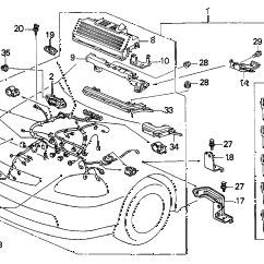 2000 Honda Civic Engine Diagram Traxxas Stampede Vxl Parts Ex Wiring Diagrams Schematic Great Installation Of 1989