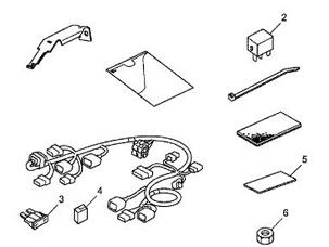 Honda online store : 2012 ODYSSEY REMOTE ENGINE START