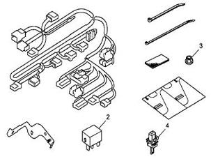 Honda online store : 2012 CIVIC REMOTE ENGINE START ATTACHMENT