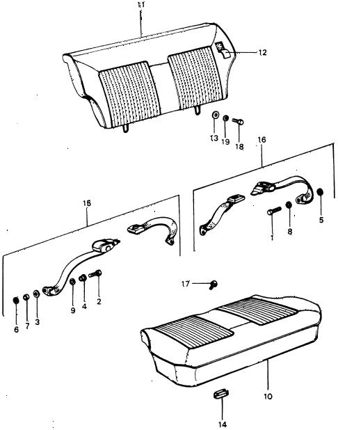 [DIAGRAM] 1990 Honda Civic Seat Belt Diagram FULL Version