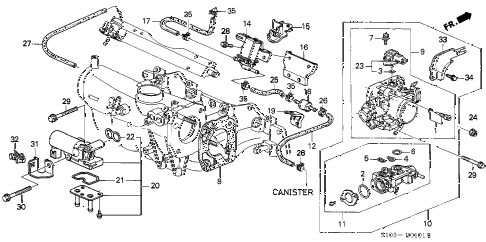 Wiring Diagrams For 1994 Acura Integra 1998 Mazda Protege