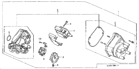 Honda Engine Start Stop Start Stop Relay Wiring Diagram