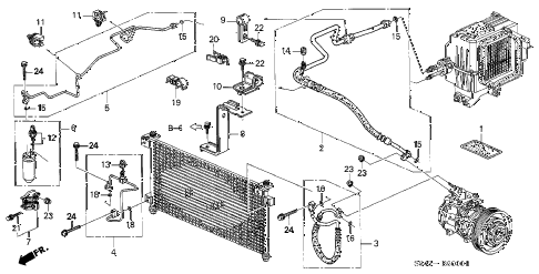 Odyssey Engine Diagram Moreover 1999 Honda Civic Fuse Box