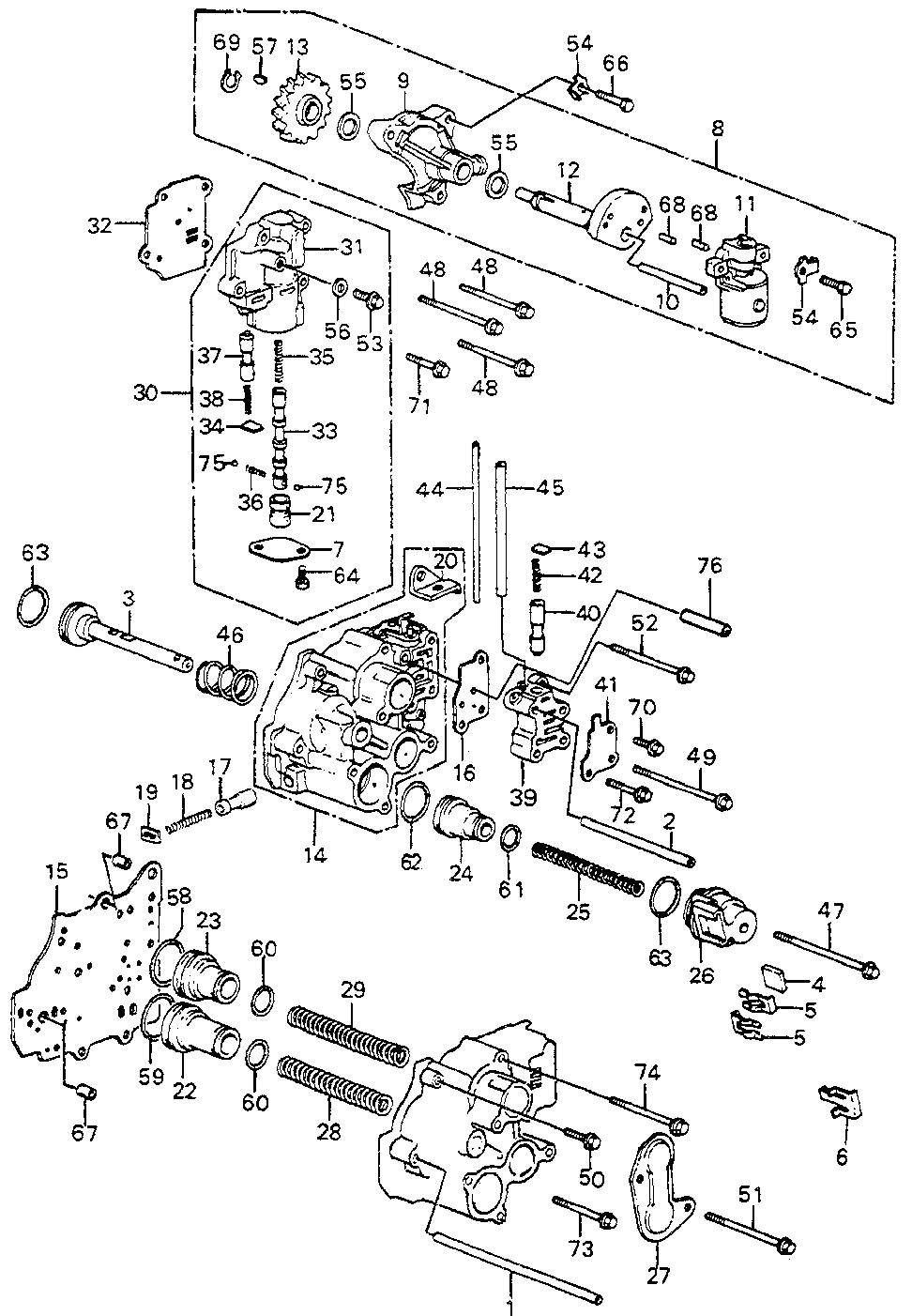 medium resolution of 27418 pc9 000 spring orifice control valve