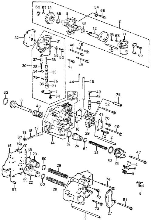 small resolution of 27418 pc9 000 spring orifice control valve