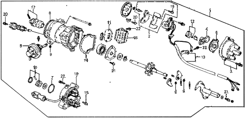 1987 Crx Si Wire Diagram : 24 Wiring Diagram Images