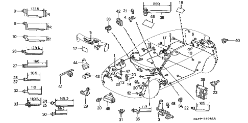 Diagram On 1991 Honda Accord O2 Sensor Location