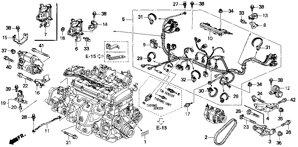 Diagram For Acura Integra. Acura. Wiring Diagrams Instructions