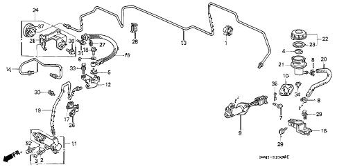 Radio Wiring Diagram 1998 Lexus Es 300 1998 Lexus ES 300