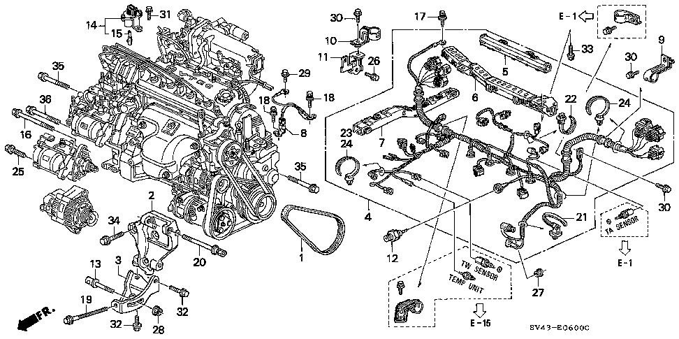 1991 Honda Civic Dx Fuse Diagram