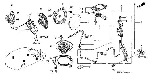 Honda Jazz Fuse Box Location. Honda. Wiring Diagram