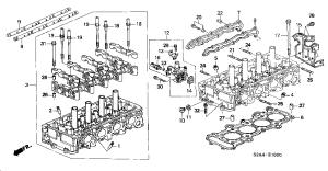 91316PE7730 | ORING (624X31)  Bernardi Parts