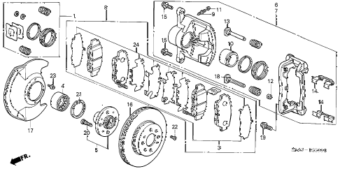 Parts Diagram 2002 Honda Civic
