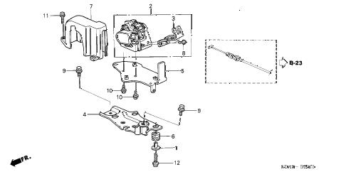 Honda online store : 2006 accord accelerator sensor parts