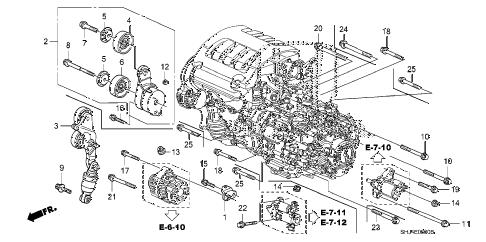 2007 Honda Odyssey Parts Diagram • Wiring Diagram For Free