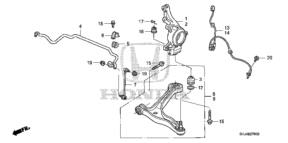 '07 Strut Assembly replacement