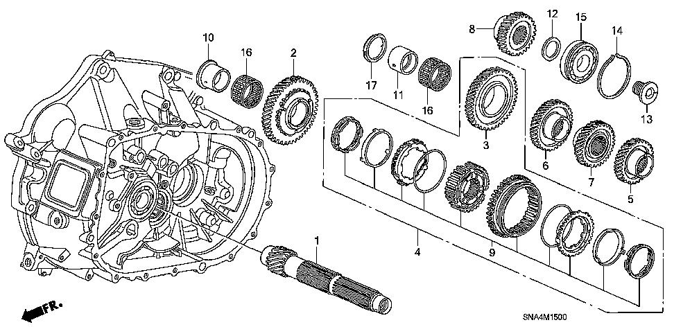 Car Finder: Car Finder Honda Manual Transmission Parts