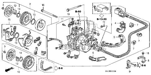 Honda online store : 2007 civic a/c compressor parts