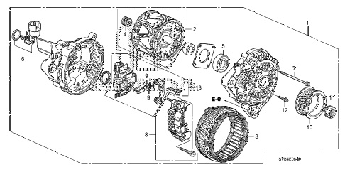 Honda Civic Pulley Diagram Honda Ridgeline Pulley Diagram